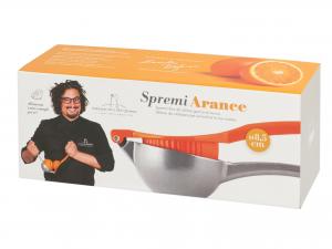 H&h Spremiarancia Alluminio Borghese Strumenti Da Cucina