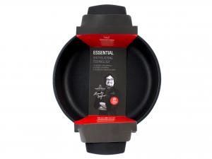 H&h Alessandro Borghese Essential Tegame Antiaderente, 24cm,