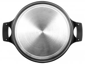 H&h Alessandro Borghese Essential Tegame Antiaderente, 28cm,