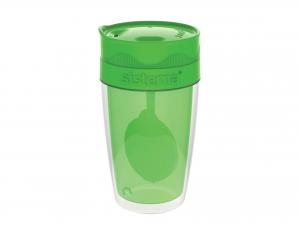 Bicchiere Polipropilene Tea To Go Con Fori Cc     21476