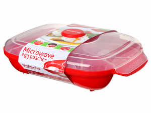 Cuociuova Polipropilene Microwave 4 Piani      1150