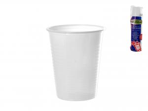 Confezione 50 Bicchieri Cl 20 Bianco      02048