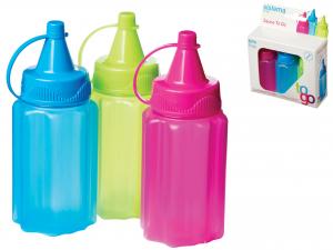 Confezione 3 Bottiglie Polipropilene To Go Ml35  21475