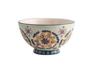 H&h Mariasole Scodella, Ceramica, Multicolore, Cc500