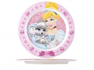 Piatto Piano Princess Palace&pets Disney
