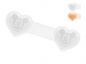Set 2 Blocca Ante Mickey Disney