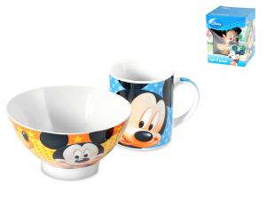 Set Scodella Mug Disney Mickey