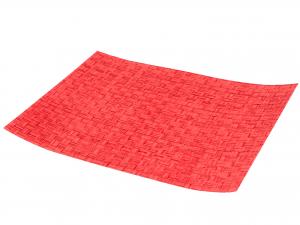 Tovaglietta Rettangolare Tranc 43x32 Rosso