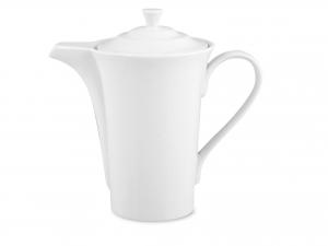 H&h Caffettiera Porcellana Superwhite Caffettiere E Ricambi