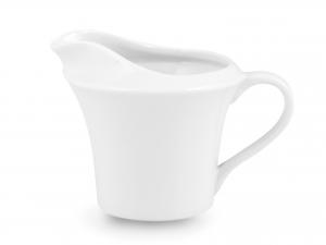 Lattiera In Porcellana, 130 Ml, Bianco