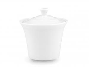 Zuccheriera In Porcellana, Bianco