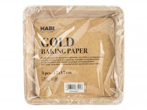 Habi Gold Set 16 Confezioni Da 3 Stampi Quadri, Xm17x1,8