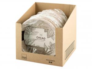 H&h Cacao Set 12 Confezioni Da 4 Stampi Torta, Cm18x3