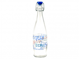 Bottiglia In Vetro Aligh Mix Water Lt1