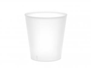 Confezione 20 Bicchieri Polistirene Cc350 Bianco