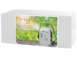 Pompa Irror Terry 8lt Bt/ricar 5v