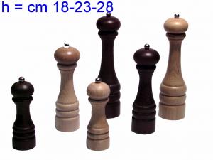 Macinapepe Legnoscuro Cm16,5h 5150t