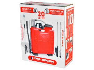 Pompa A Spalla Diana 20lt C/lancia