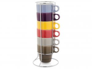 Confezione 6 Te' S/p Impil Colorcup Stand-909