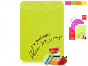 Stampo Silicone Macarons           F5027