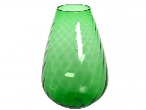 Vaso Olimpo Elica H Cm28 Verde