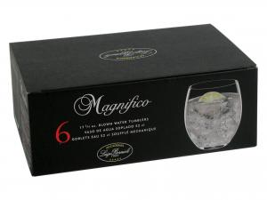 Confezione 6 Bicchieri In Vetro Magnifico Cl52