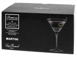 Confezione 6 Calici Mixol-martini