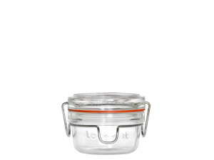 Barattolo In Vetro Lockeat Cl 8 Tappo Ermetico