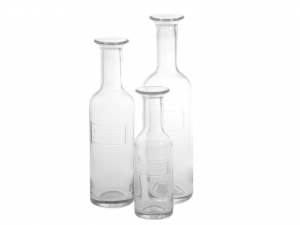 Bottiglia Senza Tappo Finewine 0,25 Con Rigo