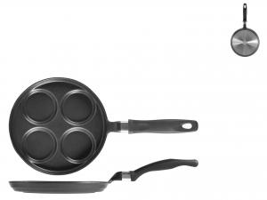 Padella Antiaderente Pancake 4 Posti