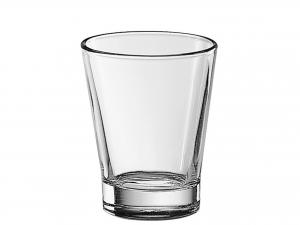 Confezione 6 Bicchieri In Vetro Caffeino Cl09