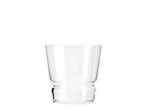 Confezione 6 Bicchieri In Vetro Brera Impilabile Cl28,5