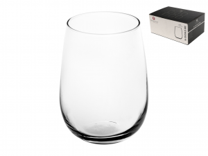 Confezione 6 Bicchieri In Vetro Ducale Ld Cl49