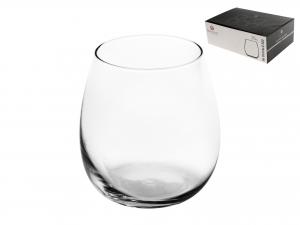 Confezione 6 Bicchieri In Vetro Ducale Of Cl52