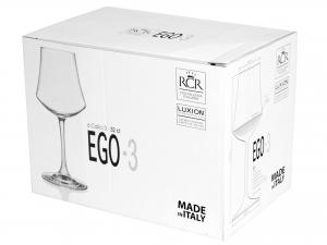Confezione 6 Calici In Vetro 'ego' Vino 3 Cl32