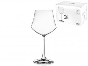 Confezione 6 Calici In Vetro 'ego' Acqua 2 Cl43