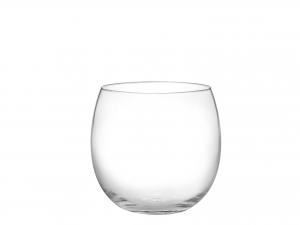 H&h Set 6 Bicchieri In Vetro Bubbly Liquore Cc 160