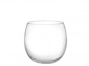 H&h Set 6 Bicchieri In Vetro Bubbly Vino Cc 320