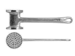 Batticarne In Alluminio 'mazzuola'