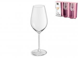Confezione 3 Calici Vinello Cl39