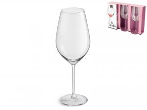 Confezione 3 Calici Vinello Cl54