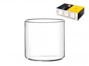 Confezione 6 Bicchieri In Borosilicato Fusion Multiuso Cc450