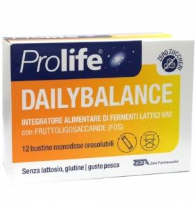 PROLIFE DAILYBALANCE OROSOLUBILE 1G