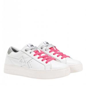 Sneakers Sun68 Donna Betty Bianco Z41232 01BIANCO -A.1