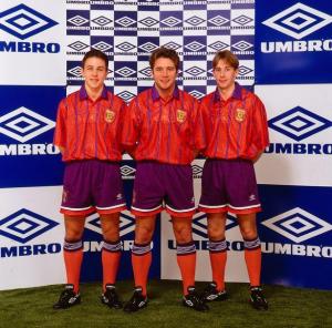 1993-95 Scozia Maglia Away L (Top)