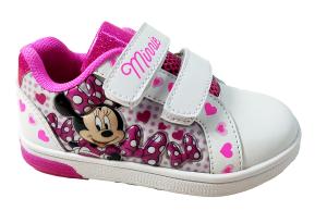 Scarpe Minnie con luci Bambina dal 24 al 32 Disney