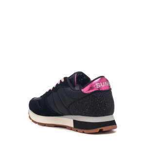Sneakers Sun68 Stargirl Glitter Z41207 11NERO -A.1