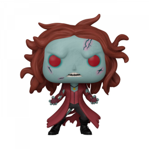 *PREORDER* What If...? POP! 943 Vinyl Figure: ZOMBIE SCARLET WITCH by Funko
