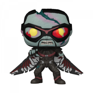 *PREORDER* What If...? POP! 942 Vinyl Figure: ZOMBIE FALCON by Funko