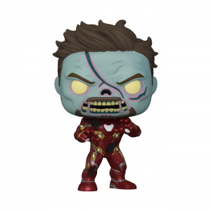 *PREORDER* What If...? POP! 944 Vinyl Figure: ZOMBIE IRON MAN by Funko